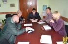 Відбулась нарада щодо річного звіту депутатів.