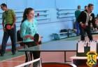 Відбувся турнір з настільного тенісу.