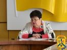 В приміщенні міської ради відбулась прес-конференція заступника міського голови, начальника управління соціального захисту населення міської ради О.Колесніченко для журналістів місцевих засобів масової інформації.