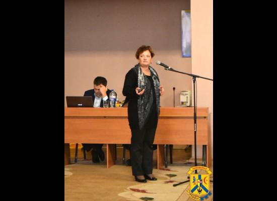 В сесійній залі міської ради відбувся семінар на тему «Збереження та відновлення житлового фонду:
