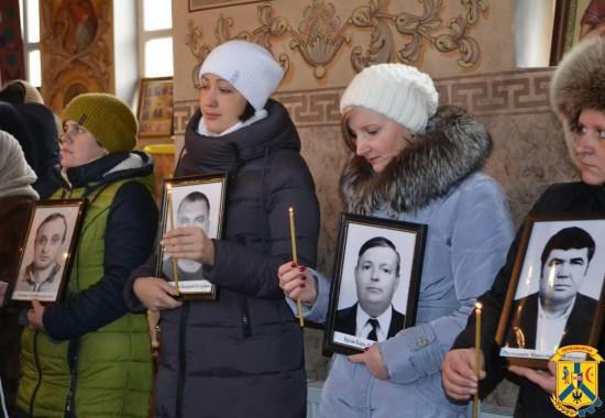 Відзначення Дня вшанування учасників ліквідації наслідків аварії на Чорнобильській АЕС