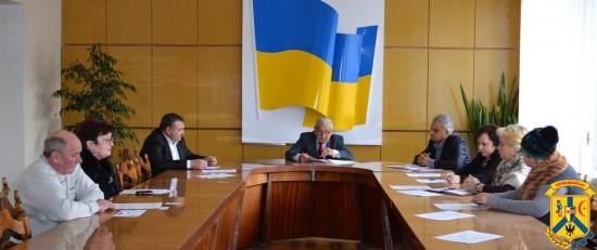 Прес-конференція Первомайського міськрайонного Благодійного фонду «Ніво дром»