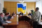 Відбулася зустріч т.в.о. начальника ГУ Національної поліції в Миколаївській області Віталія Гончарова з представниками міської влади та громадськості.
