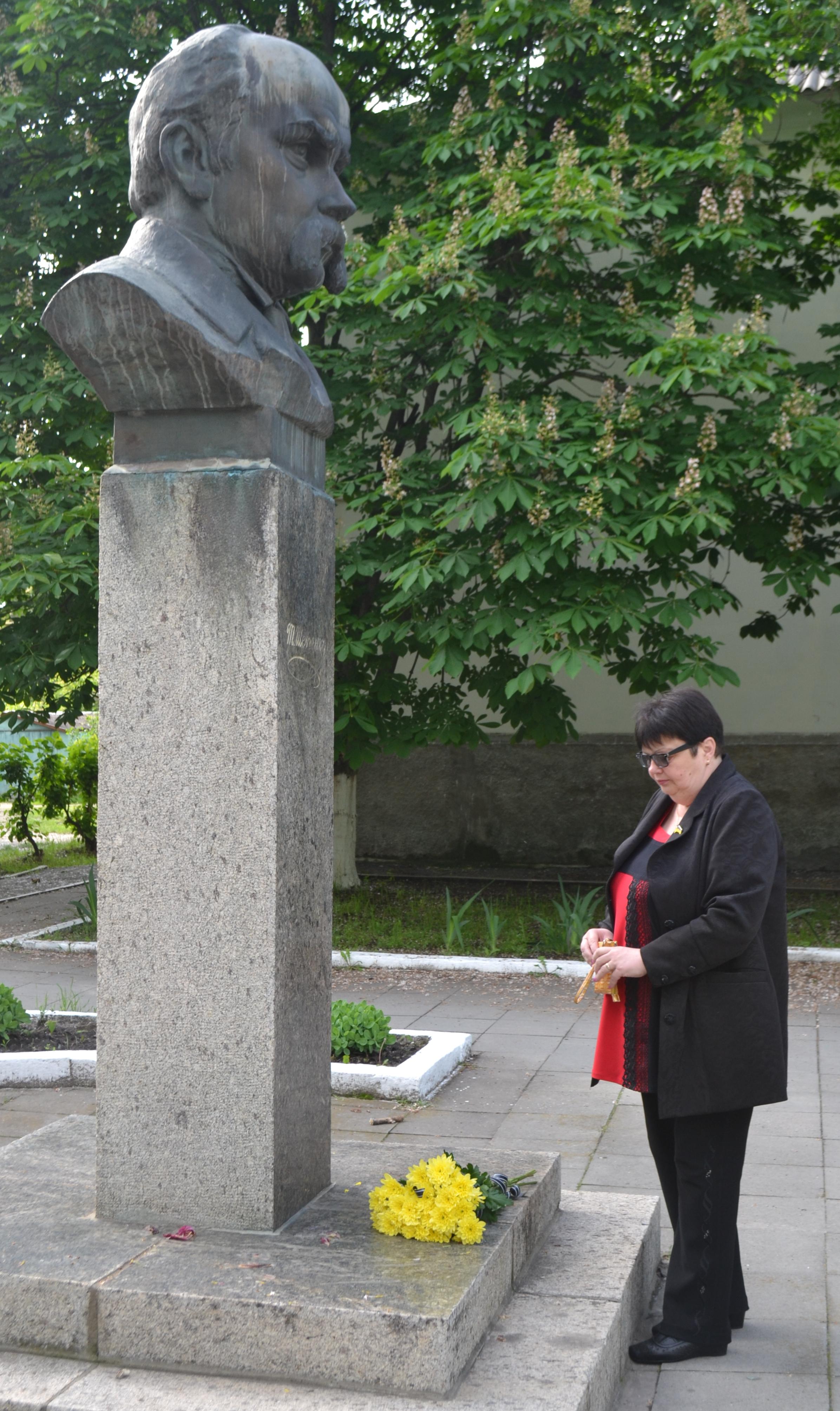 Відбувся захід з нагоди відзначення Дня пам'яті жертв політичних репресій.