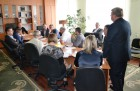 Під головуванням Василя Мосякіна відбулося засідання постійної комісії міської ради з питань містобудування, архітектури та земельних відносин.