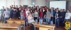 Спеціалістами міського центру соціальних служб для сім'ї, дітей та молоді для студентів Первомайського коледжу був організований тренінг на тему «Протидія торгівлі людьми».