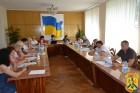 В приміщенні міської ради відбулась робоча зустріч пілотного проекту «Сталість ВІЛ-послуг»