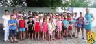 В таборі  відпочинку «Гарт» були проведені бесіди щодо попередження насильства  жорстокості в дитячому середовищі