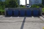 Були організовані роботи з ремонту контейнерного майданчика на вулиці Федора Достоєвського біля будинків № 10 та № 16.