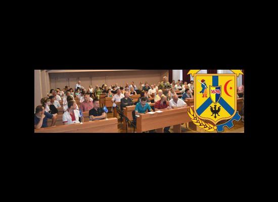 Відбулась 15 чергова сесія міської ради сьомого скликання.