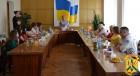 З нагоди Дня журналіста відбулась зустріч Первомайського міського голови Л.Г.Дромашко з представниками засобів масової інформації.