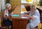 В приміщенні міської ради відбувся черговий особистий прийом громадян Первомайським міським головою Л.Дромашко.
