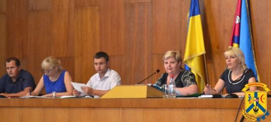 Відбулась чергова 17 сесія міської ради сьомого скликання.