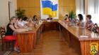 під головуванням Первомайського міського голови Л.Г.Дромашко відбулося чергове засідання комісії з питань захисту прав дитини при виконавчому комітеті міської ради.
