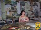 У читальному залі міської централізованої бібліотечної системи відкрито виставку фотодокументальних стендів «Спротив геноциду», підготовлених колективом Українського інституту національної пам'яті