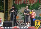 В міському парку «Дружби народів» відбувся захід, присвячений святу Маковія (Медовому Спасу)