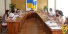 """Під головуванням міського голови Л.Дромашко відбулось засідання комісії з визначення претендентів для занесення на міську Дошку пошани """"Наше місто""""."""