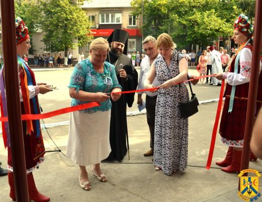 Відбулося урочисте відкриття філії Центру надання адміністративних послуг виконавчого комітету Первомайської міської ради.