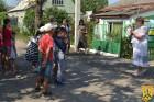 По вулиці Херсонській, 21 відбулось відкриття дитячого майданчику для маленьких жителів мікрорайону.