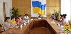 під головуванням міського голови Л.Дромашко відбулось чергове засідання комісії з питань захисту прав дитини при виконавчому комітеті Первомайської міської ради, на якому розглянуті наступні питання: