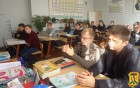 Спеціалістами Первомайського міського центру соціальних служб для сім'ї, дітей та молоді для студентів