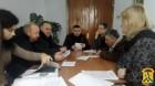 Засідання комісії з питання розгляду Положення про конкурсний відбір суб'єктів оціночної діяльності