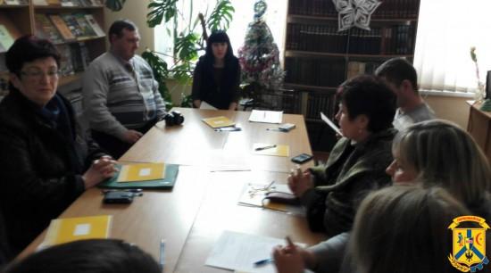 Засідання круглого столу благодійного фонду «САРОКА»