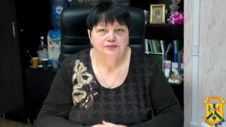 Інформація начальника управління соціального захисту населення О.Колесніченко щодо визнання бійців-добровольців