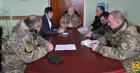 Нарада з представниками військових частин міста з питання шефства