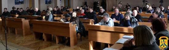 Продовження засідання 31 сесії міської ради