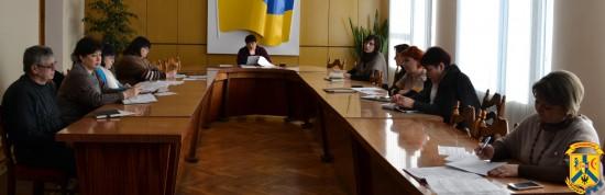 Засідання комісії з питань забезпечення своєчасності і повноти сплати податків