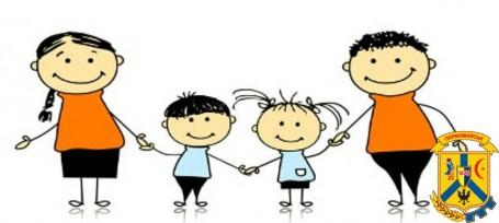 Подаруйте дитині родину