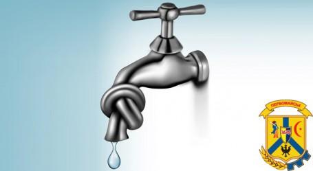 Графік припинення водопостачання