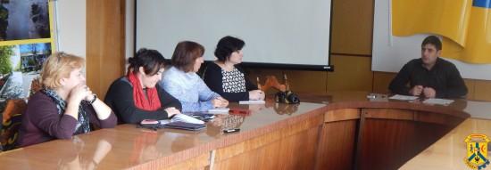 Засідання робочої групи в рамках реалізації проекту «Прозорість та підзвітність між владою і громадянами»
