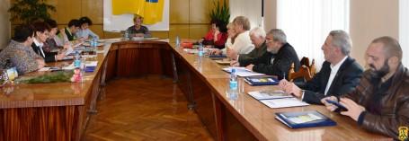 Чергове засідання виконавчого комітету міської ради
