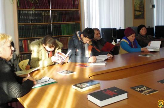 Зустріч-реквієм «Голодна Україна»