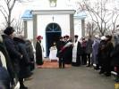 Панахида по вшануванню пам'яті жертв голодоморів