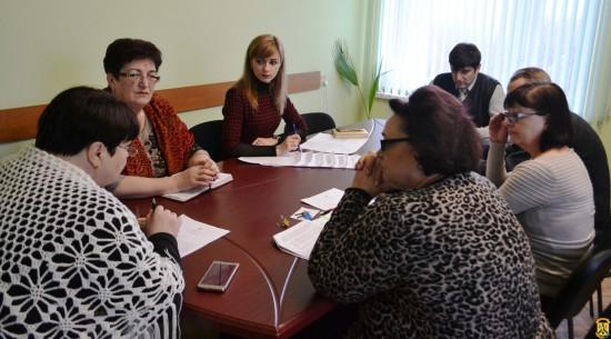 Засідання комісії щодо придбання соціального житла