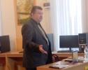Зустріч із заслуженим діячем мистецтв України Мирославом Лазаруком