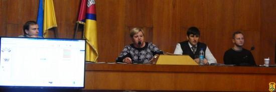 Продовження роботи 51-шої сесії міської ради