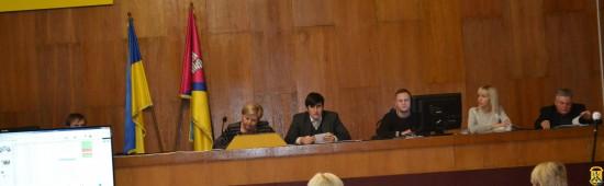 Продовження роботи 52-ї сесії міської ради
