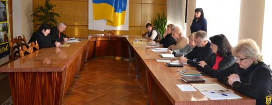 Чергове апаратно-правове навчання працівників апарату виконавчого комітету міської ради
