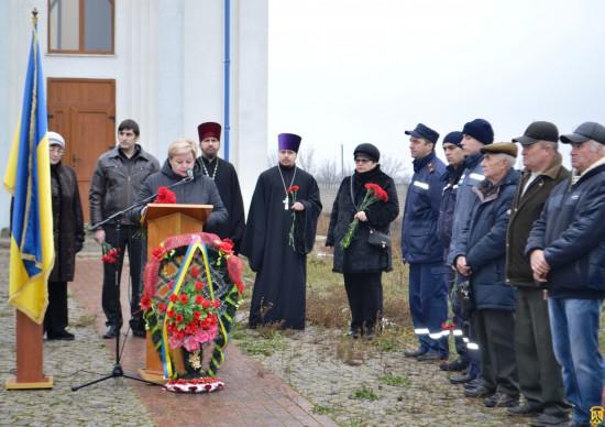 Вшанування учасників ліквідації наслідків аварії на Чорнобильській АЕС