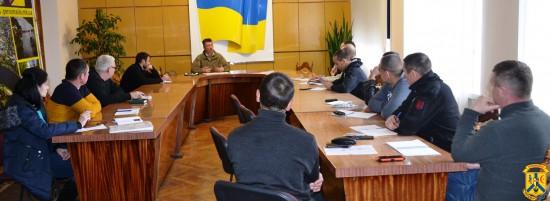 Курси з професійної перепідготовки військовослужбовців та демобілізованих учасників бойових дій