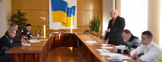 Засідання місцевої комісії з питань техногенно-екологічної безпеки