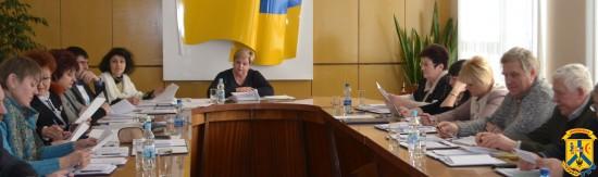 Чергове засідання виконавчого комітету Певромайської міської ради
