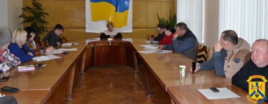 Засідання «круглого столу» присвячене тарифам на послуги, що надаються комунальними підприємствами міста