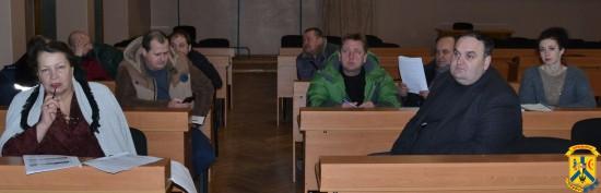 Засідання робочої групи з питань координації розміщення засобів пересувної та об'єктів сезонної дрібнороздрібної торгівельної мережі