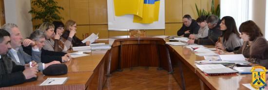 Засідання комісії по розгляду та вивченню механізму формування тарифів на житлово-комунальні послуги