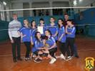 Міські змагання з волейболу серед дівчат